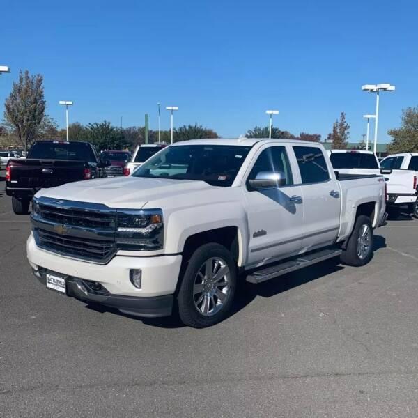 2017 Chevrolet Silverado 1500 for sale at Crossroads Auto Sales LLC in Rossville GA