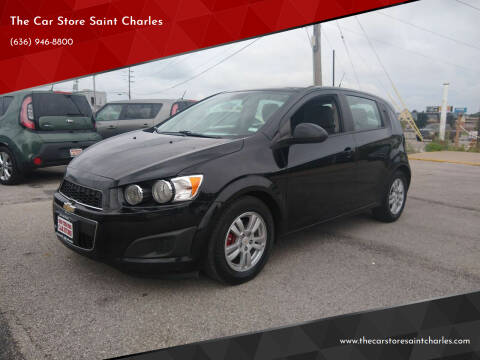 2012 Chevrolet Sonic for sale at The Car Store Saint Charles in Saint Charles MO