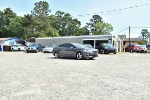 2015 Ford Fusion for sale at Barrett Auto Sales in North Augusta SC