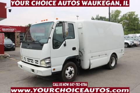 2007 Isuzu NPR for sale at Your Choice Autos - Waukegan in Waukegan IL