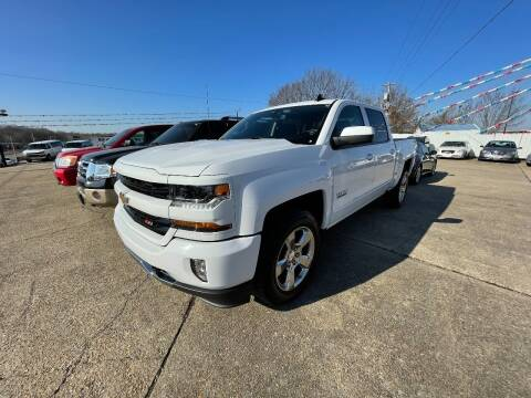 2018 Chevrolet Silverado 1500 for sale at Greg's Auto Sales in Poplar Bluff MO