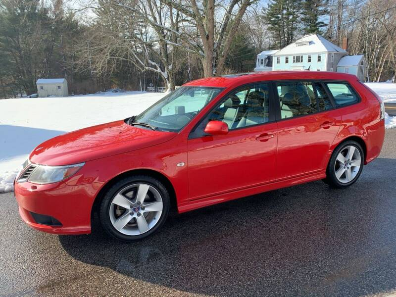 2008 Saab 9-3 for sale at 41 Liberty Auto in Kingston MA