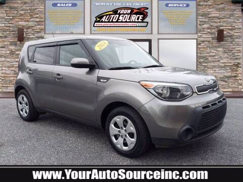 2014 Kia Soul for sale at Your Auto Source in York PA