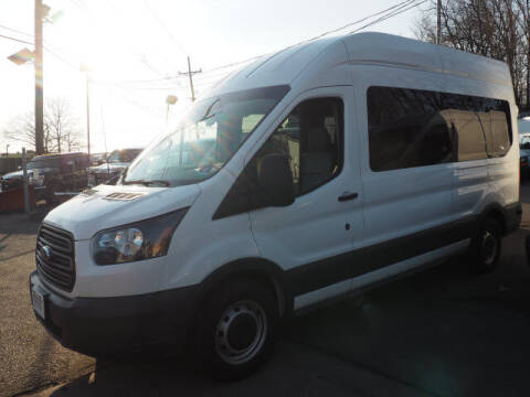 2015 Ford Transit Passenger for sale at Scheuer Motor Sales INC in Elmwood Park NJ