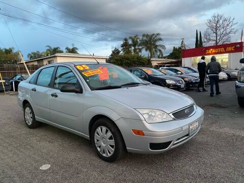 2005 Ford Focus for sale at 3K Auto in Escondido CA