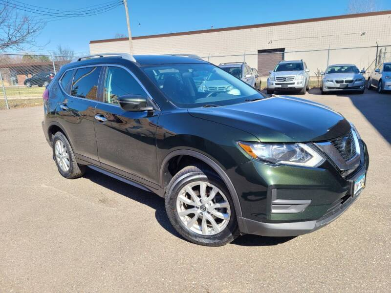 2018 Nissan Rogue for sale at Minnesota Auto Sales in Golden Valley MN