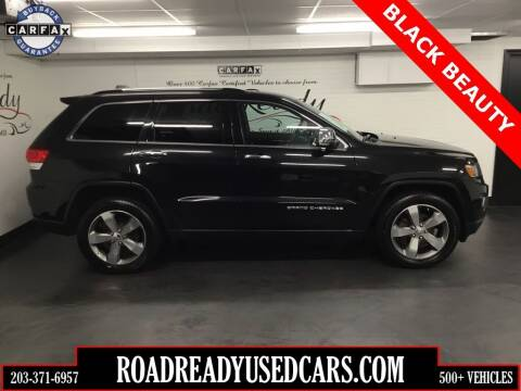 2015 Jeep Grand Cherokee for sale at Road Ready Used Cars in Ansonia CT