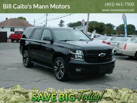 2018 Chevrolet Tahoe for sale at Bill Caito's Mann Motors in Warwick RI