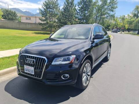 2013 Audi Q5 Hybrid for sale at A.I. Monroe Auto Sales in Bountiful UT