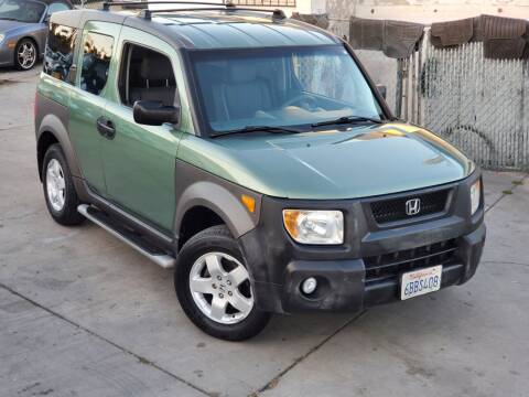 2004 Honda Element for sale at Gold Coast Motors in Lemon Grove CA