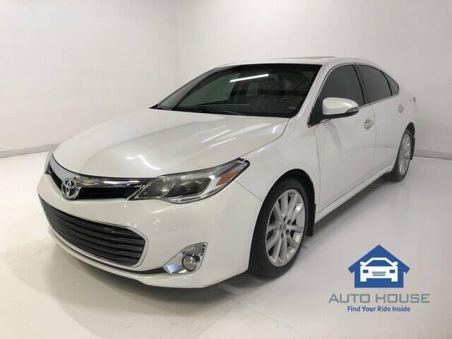 2013 Toyota Avalon for sale at AUTO HOUSE PHOENIX in Peoria AZ