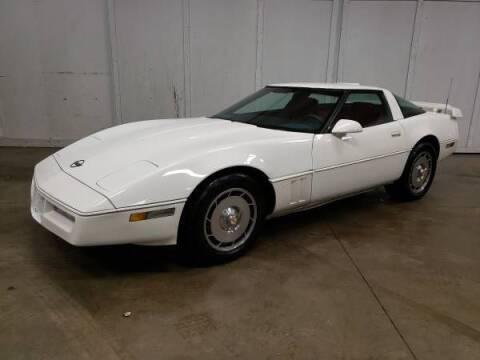 1987 Chevrolet Corvette for sale at Classic Car Deals in Cadillac MI