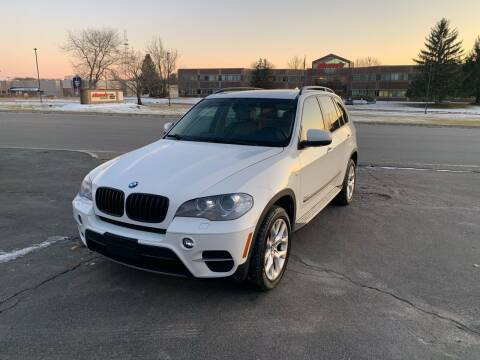 2012 BMW X5 for sale at Lux Car Sales in South Easton MA
