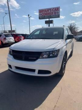 2018 Dodge Journey for sale at Bryans Car Corner in Chickasha OK