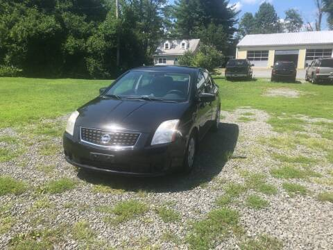2008 Nissan Sentra for sale at J.W. Auto Sales INC in Flemington NJ
