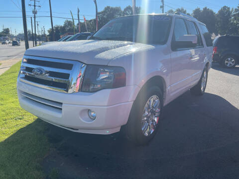 2011 Ford Expedition for sale at Cars for Less in Phenix City AL