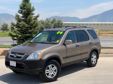 2004 Honda CR-V for sale at Evolution Auto Sales LLC in Springville UT