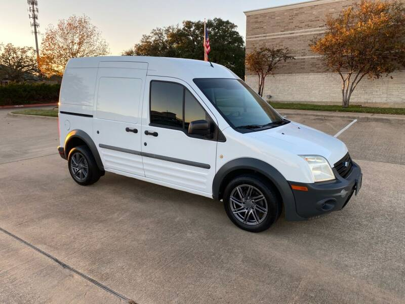 2012 Ford Transit Connect for sale at Pitt Stop Detail & Auto Sales in College Station TX