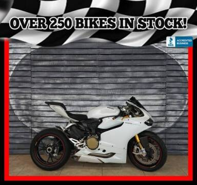 2013 Ducati 1199 Panigale for sale at Motomaxcycles.com in Mesa AZ