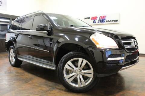 2012 Mercedes-Benz GL-Class for sale at Driveline LLC in Jacksonville FL
