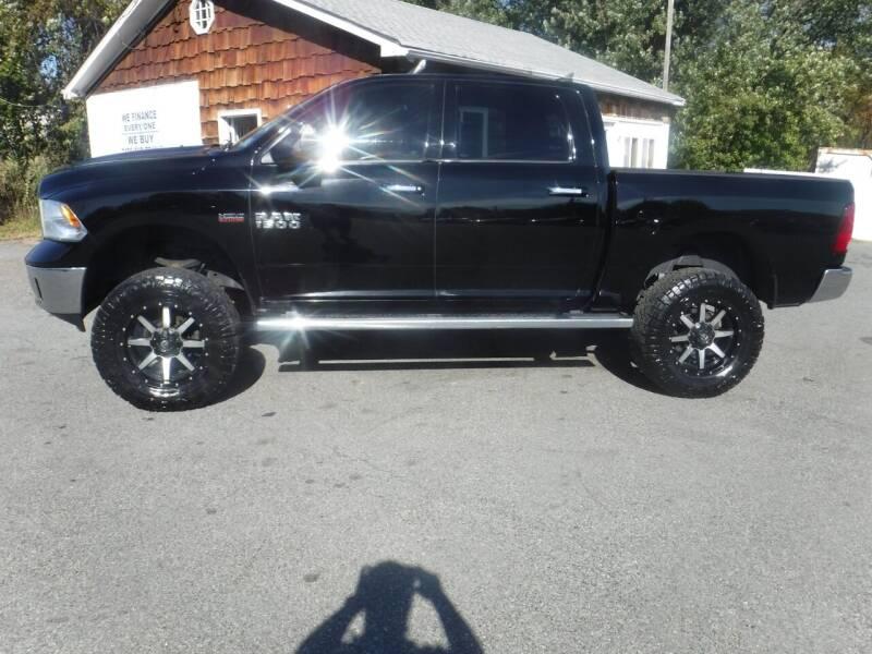 2014 RAM Ram Pickup 1500 for sale at Trade Zone Auto Sales in Hampton NJ