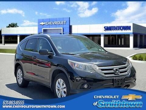 2013 Honda CR-V for sale at CHEVROLET OF SMITHTOWN in Saint James NY