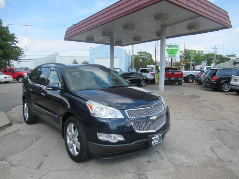 2009 Chevrolet Traverse for sale at Perfection Auto Detailing & Wheels in Bloomington IL