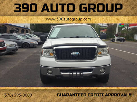 2008 Ford F-150 for sale at 390 Auto Group in Cresco PA