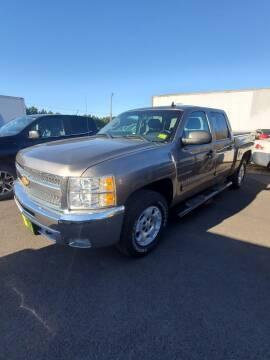 2012 Chevrolet Silverado 1500 for sale at Jeff's Sales & Service in Presque Isle ME