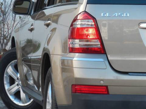 2008 Mercedes-Benz GL-Class for sale at Moto Zone Inc in Melrose Park IL