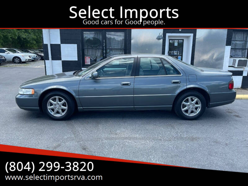 2004 Cadillac Seville for sale at Select Imports in Ashland VA