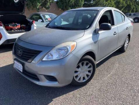 2014 Nissan Versa for sale at Aria Auto Sales in El Cajon CA