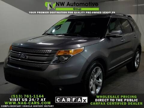 2014 Ford Explorer for sale at NW Automotive Group in Cincinnati OH