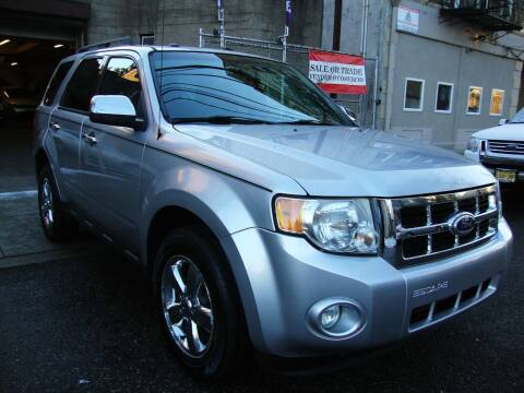 2010 Ford Escape for sale at Discount Auto Sales in Passaic NJ