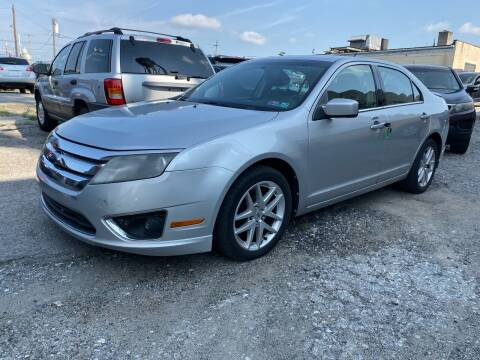 2010 Ford Fusion for sale at Philadelphia Public Auto Auction in Philadelphia PA