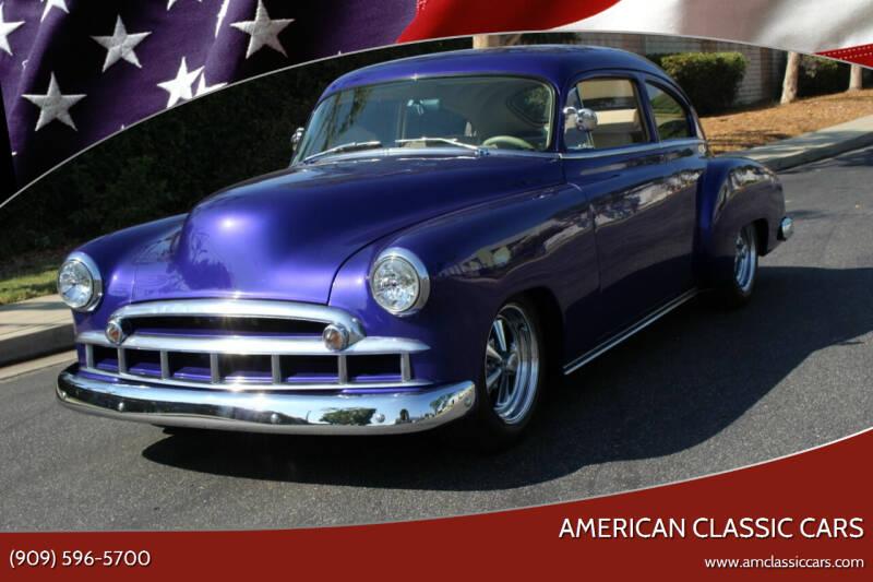 1949 Chevrolet Fleetline for sale at American Classic Cars in La Verne CA