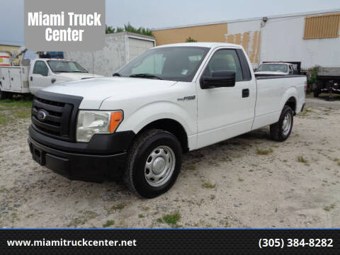 2012 Ford F-150 for sale at Miami Truck Center in Hialeah FL