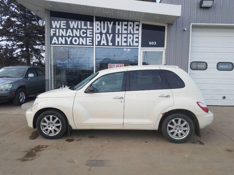 2008 Chrysler PT Cruiser for sale at STERLING MOTORS in Watertown SD