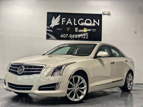 2014 Cadillac ATS for sale at FALCON AUTO BROKERS LLC in Orlando FL