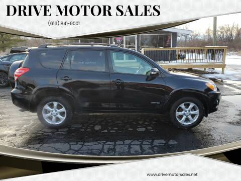 2011 Toyota RAV4 for sale at Drive Motor Sales in Ionia MI