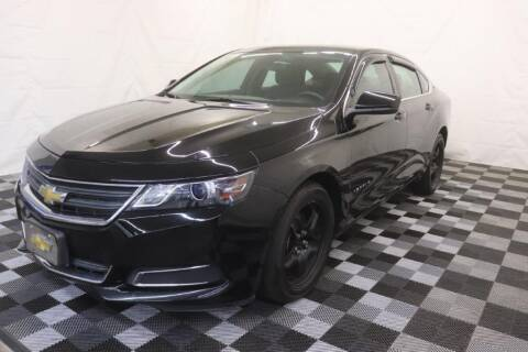 2015 Chevrolet Impala for sale at AH Ride & Pride Auto Group in Akron OH
