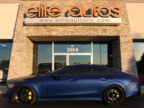 2019 Mercedes-Benz AMG GT for sale at Elite Autos LLC in Jonesboro AR