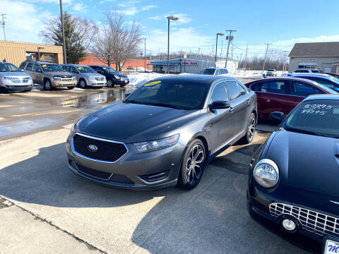 2015 Ford Taurus for sale at Moser Motors Of Portland in Portland IN