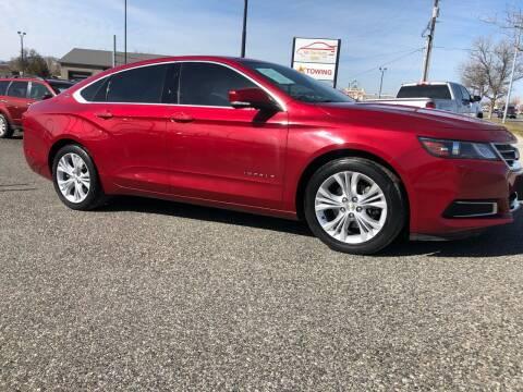 2014 Chevrolet Impala for sale at Mr. Car Auto Sales in Pasco WA