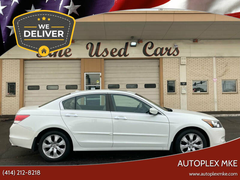2010 Honda Accord for sale at Autoplex MKE in Milwaukee WI