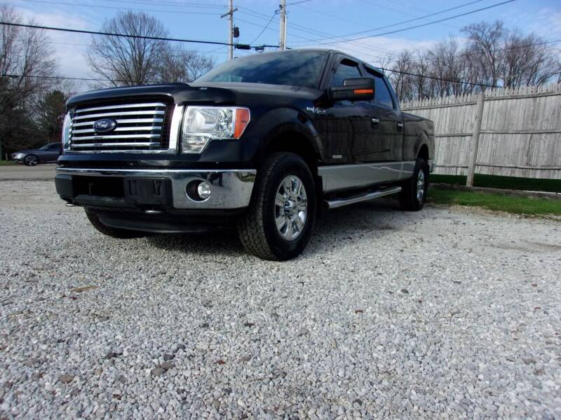 2011 Ford F-150 for sale at JEFF MILLENNIUM USED CARS in Canton OH