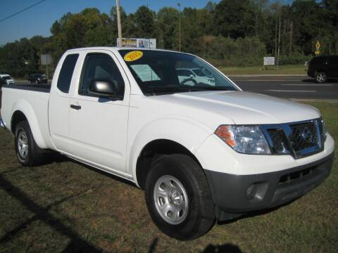 2015 Nissan Frontier for sale at Carland Enterprise Inc in Marietta GA