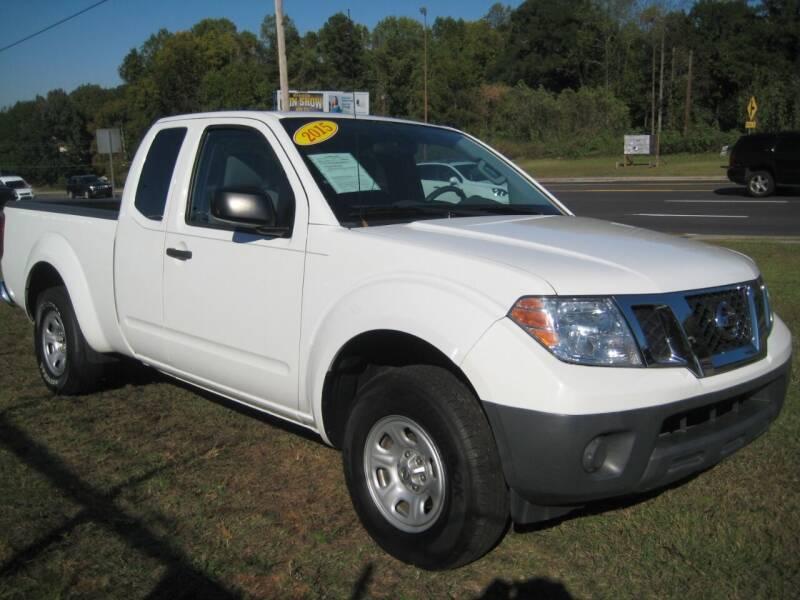 2015 Nissan Frontier for sale at Carland Enterprise Inc in Marietta GA