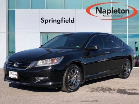 2013 Honda Accord for sale at Napleton Autowerks in Springfield MO