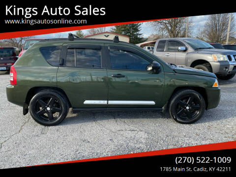 2007 Jeep Compass for sale at Kings Auto Sales in Cadiz KY